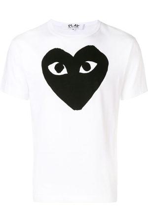 Comme des Garçons Herren Shirts - T-Shirt mit Logo-Print