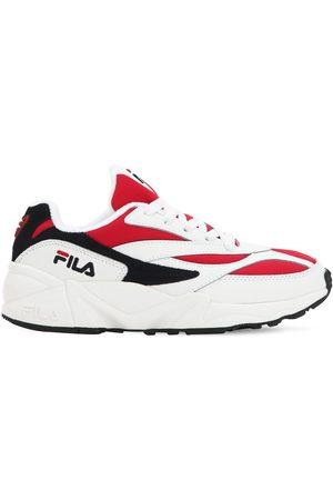 Fila Damen Sneakers - Venom Faux Leather Sneakers