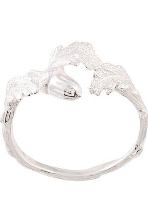 Karen Walker Acorn & Leaf' Ring