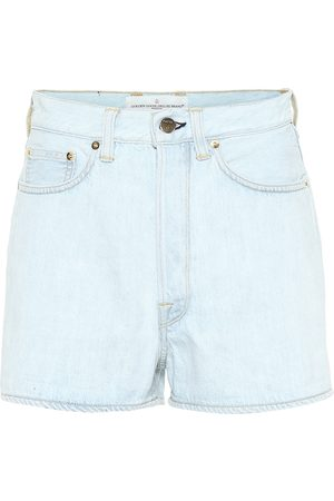 Golden Goose High-Rise Jeansshorts Judy