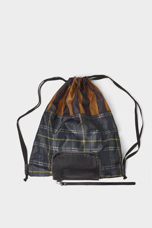 Zara Bunter rucksack zum falten