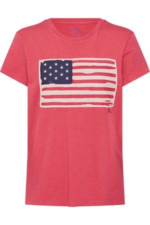 Ralph Lauren T-Shirt ´SS FLAG TEE-SHORT SLEEVE-KNIT´
