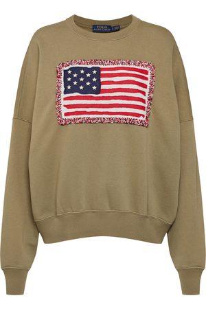 Ralph Lauren Sweatshirt ´RLXD FLAG CN-LONG SLEEVE-KNIT´