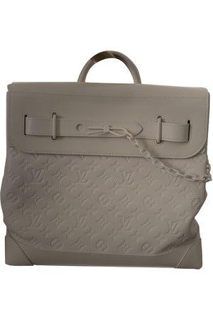 LOUIS VUITTON Steamer leather bag