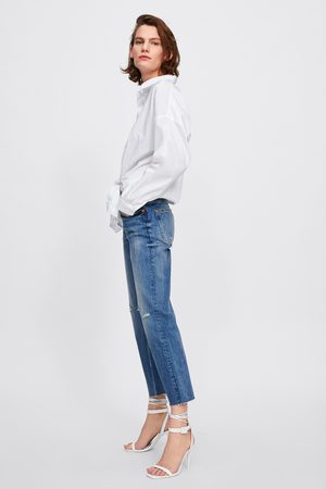 Zara Jeans zw premium bootcut sunrise blue