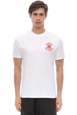 032c T-shirt Aus Baumwolljersey Mit Druck