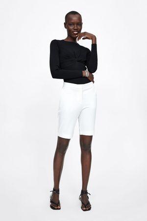 Zara Formelle bermudashorts