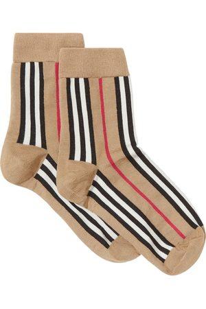 Burberry Icon' Intarsien-Socken