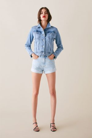 Zara Shorts z1975 mit hohem bund