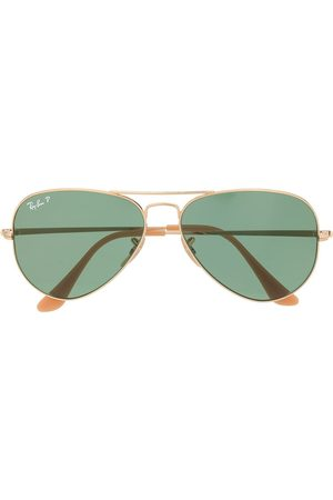 Ray-Ban Klassische Pilotenbrille - Nude