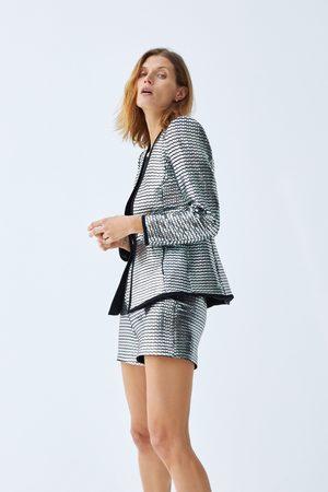 Zara Shorts mit pailletten