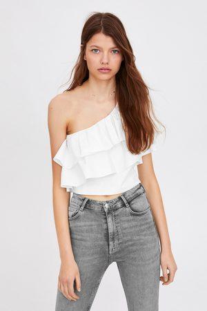 Zara Super-hi-rise-jeans sculpt