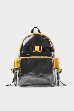 Zara Vinyl-rucksack