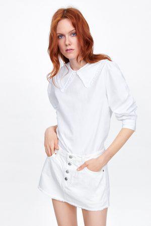 Zara Bermudarock zw premium white