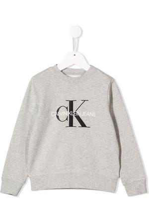 Calvin Klein Jungen Sweatshirts - Logo jumper