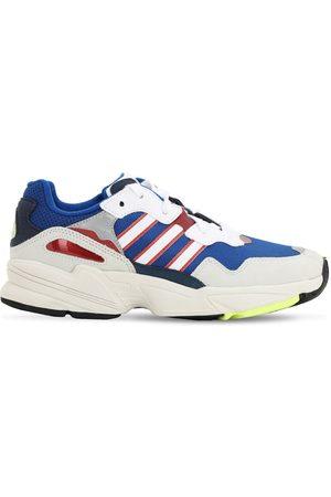 """adidas Sneakers Aus Wildleder Und Mesh """"yung 96"""""""