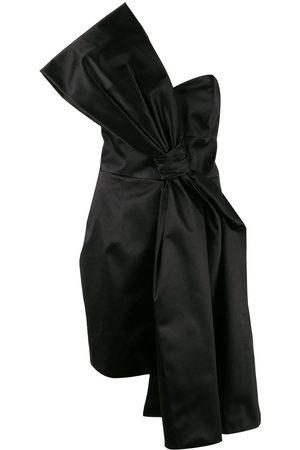 Paule Ka Damen Partykleider - Satinkleid mit Schleife