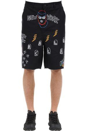 HACULLA Shorts Aus Baumwolle Mit Druck