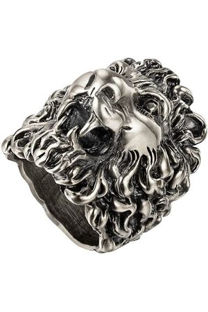 Gucci Ringe - Ring with lion head