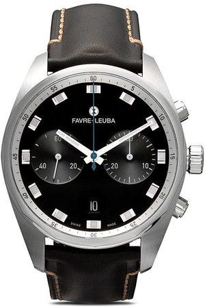 Favre Leuba Sky Chief' Chronograph, 43mm - Black