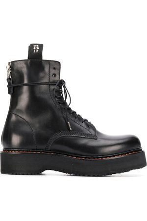 R13 Stiefel im Military-Look