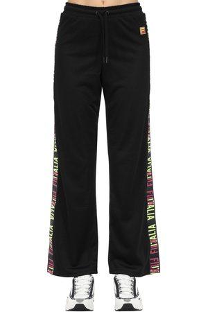 """Fila Damen Hosen & Jeans - Hose Aus Technomesh """"adora"""""""