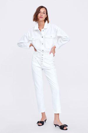 Zara Jeans zw premium '80s straight