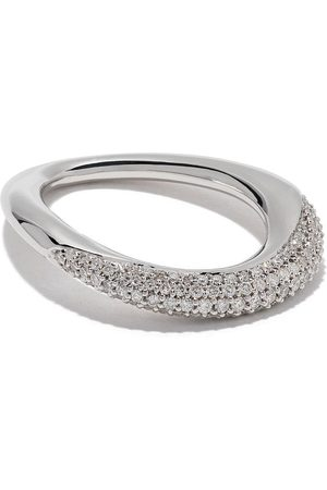 Georg Jensen Offspring' Diamantring - Silver