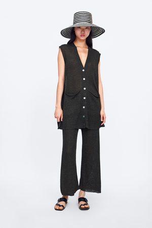 Zara Culotte aus strick