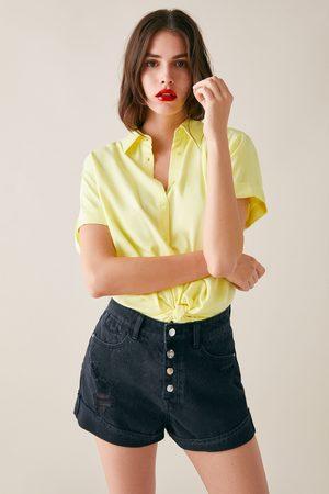Zara Shorts z1975 mit rissen