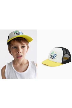 """Zara Baseballcap mit aufgesticktem schriftzug """"surf"""""""