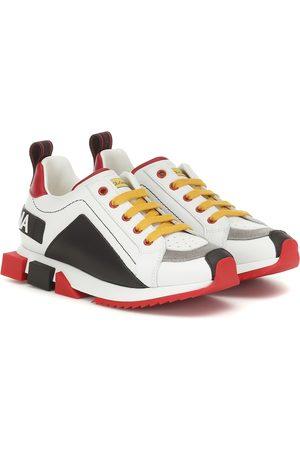 Dolce & Gabbana Sneakers Super King aus Leder