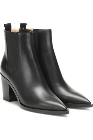 Gianvito Rossi Ankle Boots Romney 70