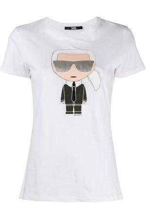 Karl Lagerfeld Ikonik Karl' T-Shirt