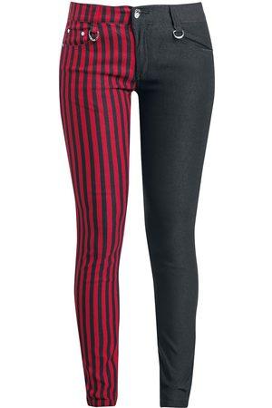 Banned Alternative Punk Trousers Girl-Hose /