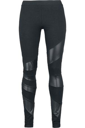 Black Premium by EMP Damen Leggings & Treggings - Built For Comfort Leggings