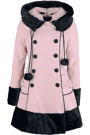 Hell Bunny Sarah Jane Coat Girl-Mantel