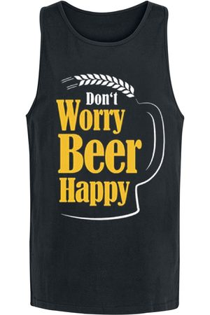 Don`t Worry Beer Happy Herren Shirts - Tank-Top