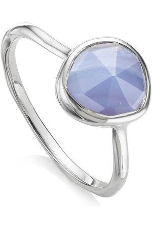 Monica Vinader Siren' Ring mit Achat