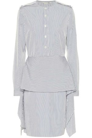 Stella McCartney Damen Freizeitkleider - Hemdblusenkleid aus Baumwolle