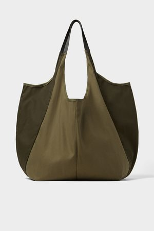 Zara Grosse shopper