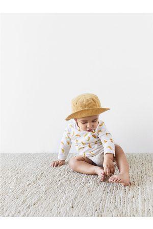 Zara Mütze mit textur und bindeband