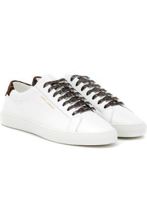 Saint Laurent Sneakers Andy aus Leder