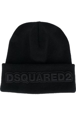 Dsquared2 Beanie mit Logo-Stickerei