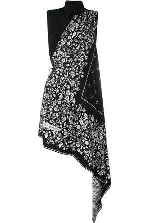 Maison Martin Margiela Damen Oberbekleidung - Asymmetrisches 2000's Top