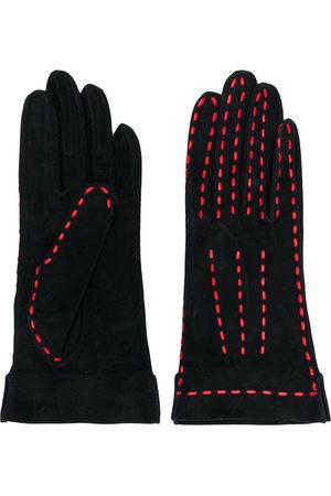 CHANEL Handschuhe mit Ziernähten