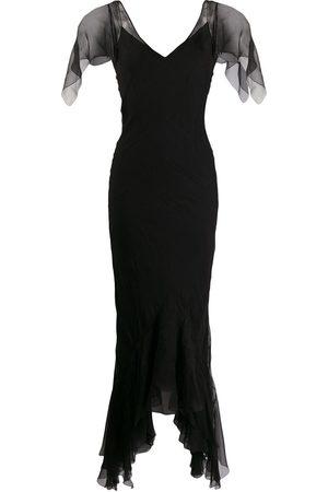 CHANEL Langes 2000er Abendkleid