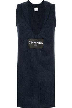CHANEL Kleid mit schmalem Schnitt
