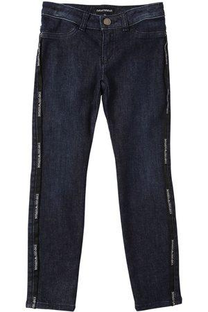Emporio Armani Jeans Aus Stretch-baumwollmischdenim