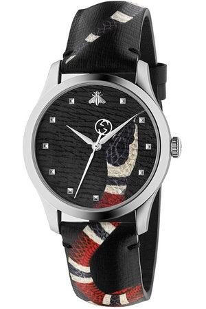 Gucci Le Marché Des Merveilles' Armbanduhr, 38 mm